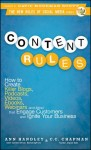 Content Rules, Ann Handley